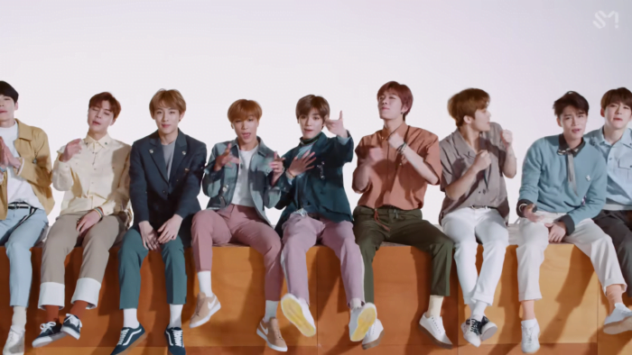 NCT127『TOUCH』